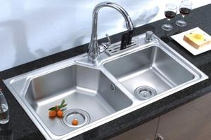 Mẹo đơn giản làm sạch ống cống nhà bếp và phòng tắm