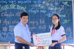 Sân chơi giúp học sinh yêu mến môn Ngữ văn
