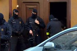 Những hoạt động chống khủng bố ở Catalonia