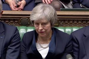 Brexit: Thủ tướng May thất bại, Hạ viện Anh bác thỏa thuận