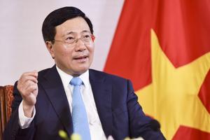 Phó Thủ tướng Phạm Bình Minh: Việt Nam có hình ảnh rất đẹp
