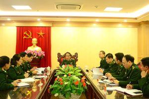 Hoàn thành toàn bộ nội dung chuẩn bị cho Lễ kỷ niệm 60 năm Ngày Truyền thống BĐBP trước Tết Nguyên đán Kỷ Hợi