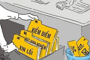 Thừa Thiên Huế: Số lượng tổ chức đảng, đảng viên bị kỷ luật năm 2018 tăng