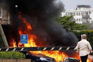 Kenya: Xả súng trong khách sạn, ít nhất 15 người thiệt mạng