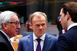 Lãnh đạo EU bày tỏ quan ngại trước kết quả bỏ phiếu tại Anh