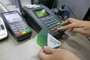 Ngăn chặn giao dịch 'khống' thẻ ngân hàng