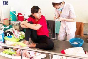 Bệnh viện TP HCM quá tải vì nhiều người mắc sởi