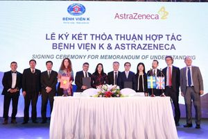 AstraZeneca công bố hợp tác đem lại lợi ích cho bệnh nhân ung thư và phòng bệnh cho thanh thiếu niên