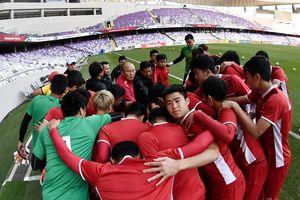 Lịch thi đấu Asian Cup 2019 hôm nay: Tuyển Việt Nam quyết thắng