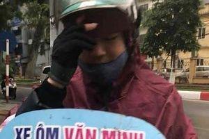 Đi 8 km, nữ hành khách bị xe ôm 'chặt chém' 500 nghìn đồng