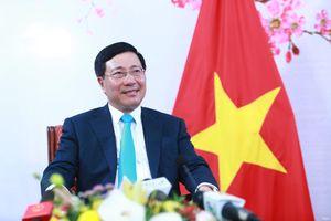 PTTg Phạm Bình Minh: Việt Nam đóng vai trò dẫn dắt các diễn đàn đa phương