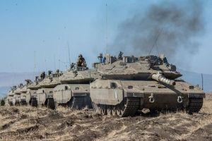 Siêu tăng Merkava IV của Israel 'biến mất' cùng tổ lái gần biên giới Ai Cập