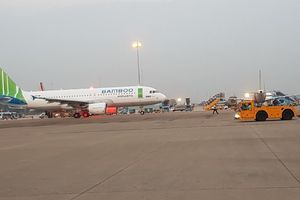 Bamboo Airways: Khởi hành chuyến bay thương mại đầu tiên QH202 Sài Gòn - Hà Nội 6h sáng 16/1