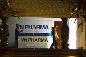 Bắt tạm giam cựu Phó tổng giám đốc Công ty CP VN Pharma