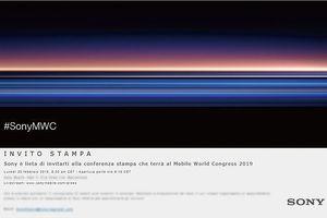 Sony gửi thư mời MWC 2019, có thể ra mắt Xperia XZ4, XA3 và XA3 Ultra