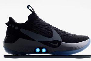 Nike ra mắt giày thể thao thông minh tự động buộc dây đầu tiên