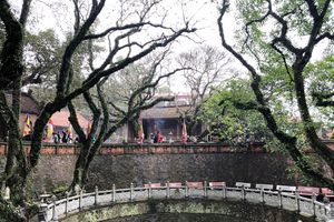 Đền Cao An Phụ - thắng cảnh đất Kinh Môn, Hải Dương còn ít người biết đến