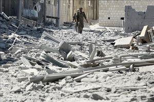 IS thừa nhận tấn công liều chết vào lực lượng liên quân ở miền Bắc Syria