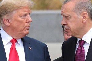 Mỹ-Thổ 'chạm trán' trước kế hoạch mua S-400 của Ankara