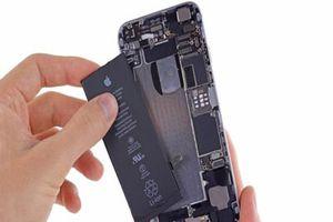 11 triệu người dùng thay thế pin iPhone khiến Apple 'gặp họa'