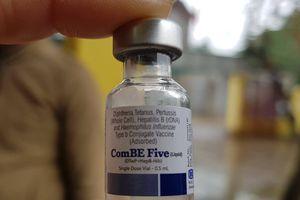 Đã có nguyên nhân ban đầu vụ bé gái 2 tháng tuổi tử vong sau tiêm vaccine ComBE Five