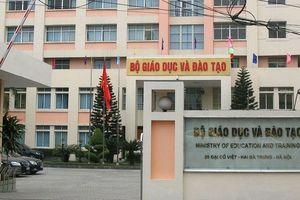 Gói thầu Sản xuất Kỷ niệm chương tại Bộ GD&ĐT: Nhà thầu không nghiêm túc
