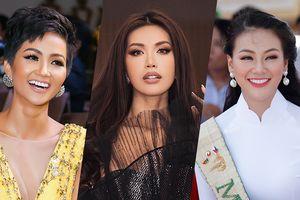 'Loại sạch' đối thủ, Minh Tú - H'Hen Niê - Phương Khánh 'dàn hàng ngang' vào thẳng Top 10 Timeless Beauty 2018?