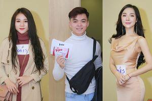 Dàn nam thanh nữ tú tấp nập 'đổ bộ' sân khấu casting The Voice mùa 6 tại Hà Nội