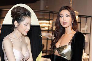 Minh Tú, Chi Pu chọn nội y nào khi mặc đồ cắt xẻ mạo hiểm?