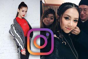 Sina: Nhiều minh tinh có fan hâm mộ giả trên instagram - Angelababy, Đặng Tử Kỳ và một số nghệ sĩ TVB nằm không trúng đạn