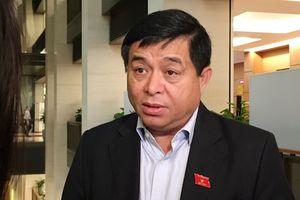 Bộ trưởng Bộ Kế hoạch: Không thể để kinh tế 4.0 mà quản lý chỉ 1.0