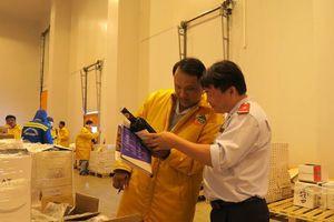 TP.HCM: Ngăn chặn thực phẩm nhập khẩu không đảm bảo an toàn ra thị trường