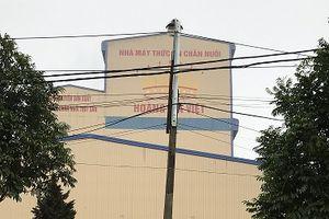 Hải Dương: Xử phạt Công ty Hoàng Gia Việt vi phạm môi trường