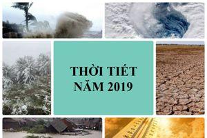 Thời tiết năm 2019 có gì đặc biệt?
