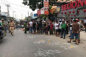 TPHCM: Hai thanh niên bị xe rác cán tử vong thương tâm