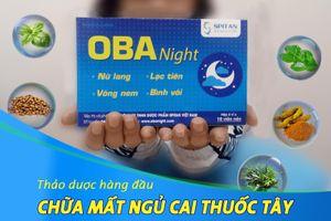 Dược phẩm SPITAN Việt Nam bị xử phạt vì quảng cáo TPCN Oba Night như thuốc chữa bệnh