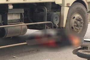 Hưng Yên: Cô gái 9x tử vong dưới bánh xe tải