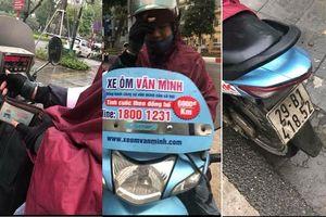 Xe ôm Văn Minh 'chém' khách giá 500.000 đồng đi 10 km vì... hoàn cảnh khó khăn