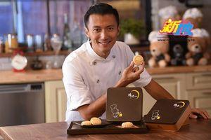 SỐC: Bánh cookie của Tạ Đình Phong bị phát hiện có chứa chất gây ung thư