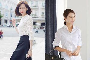 Phụ nữ sẽ luôn xuất hiện với phong cách thanh lịch, nhã nhặn nếu áp dụng 6 quy tắc thời trang này