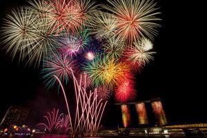 HOT: Hòa Bình sẽ bắn 120 giàn pháo hoa trong 15 phút đêm giao thừa mừng Xuân Kỷ Hợi