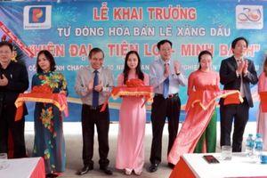 Petrolimex Sài Gòn: Triển khai mô hình bán hàng tự động