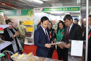 Đề nghị tổ chức Hội chợ OCOP Quảng Ninh tại Hà Nội mỗi quý 1 lần