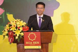 Ông Trần Quốc Trí chi tiền tỷ mua cổ phiếu Hoa Sen