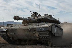 Xe tăng Merkava IV của Israel mất tích cùng tổ lái vì sự cố 'ngớ ngẩn'
