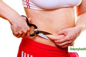 Một số nguyên nhân không ngờ khiến bạn không thể giảm mỡ bụng