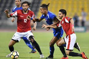 Clip: Trận thắng duy nhất của ĐT Yemen trong vòng 1 năm qua