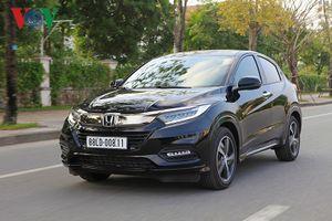 Honda HR-V: Lựa chọn mới trong phân khúc SUV đô thị