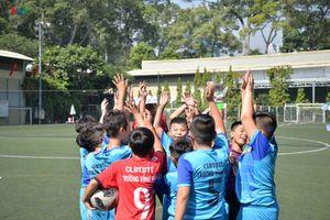 2018 - Năm đột phá của bóng đá học đường TP.HCM