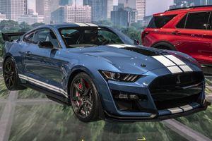 Chiêm ngưỡng Ford Mustang Shelby GT500 2020 vừa ra mắt
